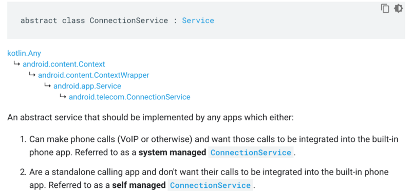 How to Service on Android — part 3